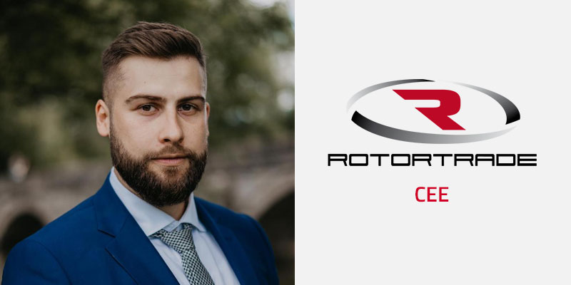 Rotortrade further expands with the launch of RT CEE covering central and eastern Europe